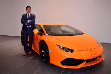 India Lamborghini Sharad Agarwal Appointed As Of Lamborghini India