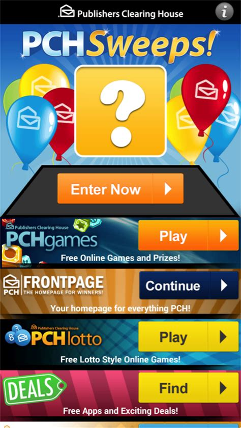 Odds Of Winning Publishers Clearing House - new iphone for christmas check out the pch apps pch blog
