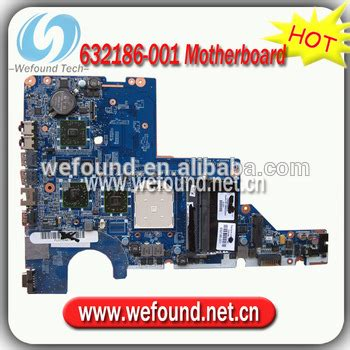 hot! laptop motherboard mainboard 632186 001 for hp cq42
