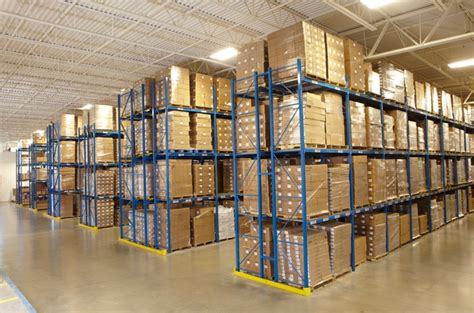 selective pallet racking wisconsin