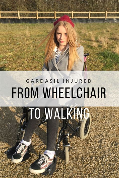Hpv Detox by Gardasil Injured From Wheelchair To Walking With