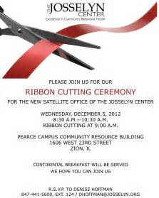 best photos of ribbon cutting template brochure ribbon
