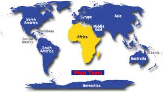 Africa On World Map by Africa Map Map Of Africa Facts Geography History Of