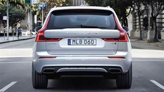 Volvo Boot Volvo Xc60 2017 Dimensions Boot Space And Interior