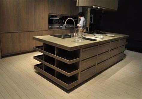 modern kitchen island table smart uses ideas for kitchen tables afreakatheart