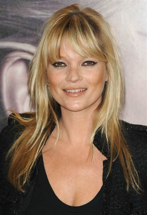 Kate Moss Cuts Bangs Em Or Em by Top 20 Kate Moss Hairstyles Haircut Styles