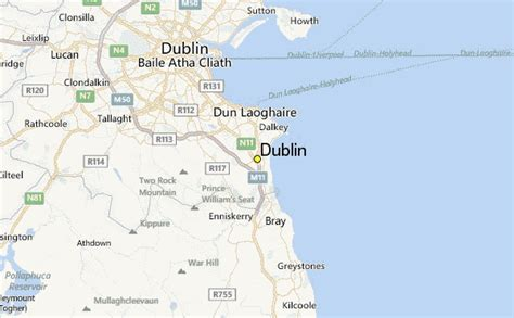 dublin weather station record historical weather for