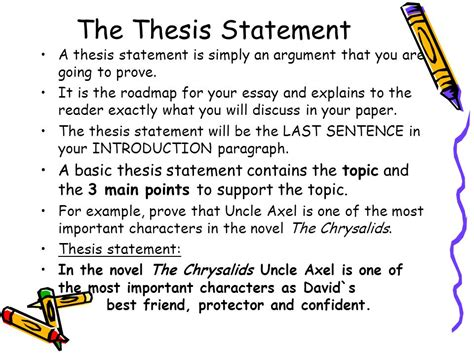 what exactly is a thesis your handy dandy guide to organizing a proper 5 paragraph