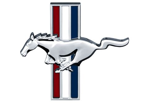 logo ford mustang 2014