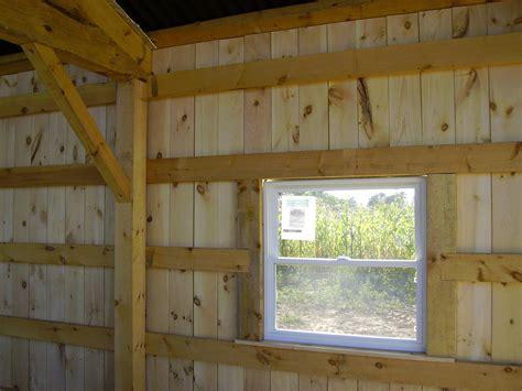 pole barn kits   build