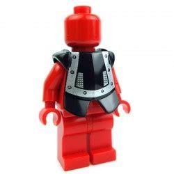 Lego Custom Chrome Gold Armor Breastplate With Leg Protection Original lego minifig accessories armor breastplate with leg