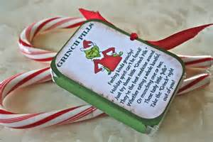 Grinch Favors by Items Similar To Grinch Pills Tic Tac Favors Dr Seuss