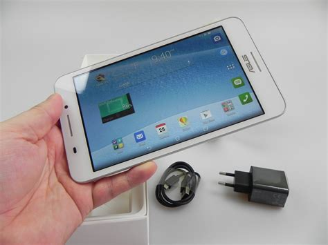 asus fonepad 7 fe375cg unboxing new fonepad 7 with 64 bit cpu dual sim slots taken out of the