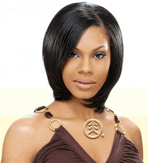 hair weave style for ovale face women pictures of black women short hairstyles with weave