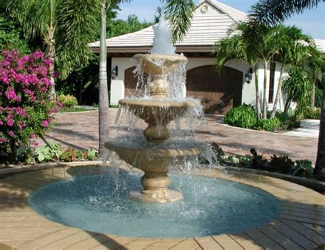 small backyard fountain ideas 100 small backyard fountain ideas top 18 rustic brick fountain designs u2013