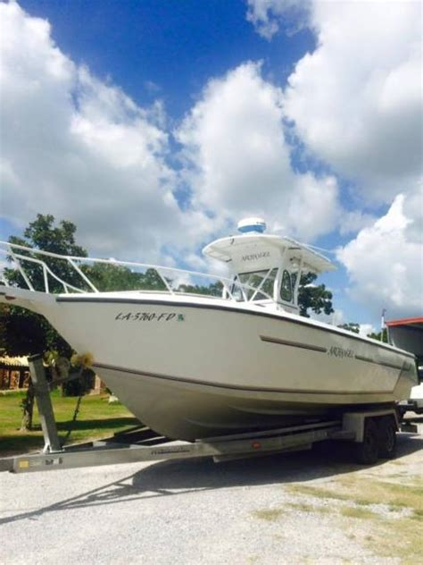 used gravois aluminum boats for sale 30 gravois aluminum offshore fishing boat for sale in