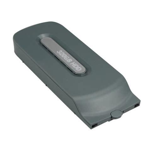 Harddisk External Xbox 360 Xbox 360 Grey New 320g 320gb Hdd Drive External Disc Disk Us 886871009881 53 74