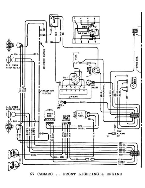 69 chevelle wiring diagram rear 69 electrical wiring