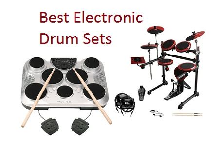 top 10 best electronic drum sets in 2018 | techsounded