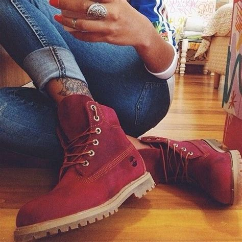 do timberland boat shoes stretch top 25 ideas about red timberland boots on pinterest