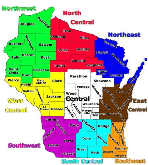 Wi Search Wisconsin Land For Sale Wi