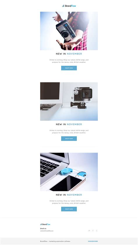 Bootstrap Responsive Email Templates Code Exles Tutorials Material Design For Bootstrap Bootstrap Email Template Free