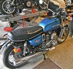 Suzuki Water Buffalo For Sale 1975 6 Suzuki Gt750 Water Buffalo For Sale On 2040 Motos
