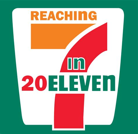 free logo 7 eleven 7 11 outreach logo free images at clker vector