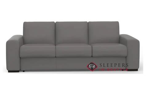 palliser sleeper sofa customize and personalize weekender leather sofa by