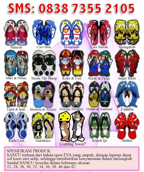 alamat grosir murah di indonesia october 2012 jual sandal sancu murah wa 0812 9499 1685