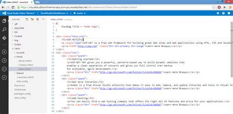 format html code in visual studio 2013 related keywords suggestions for monaco visual studio 2013