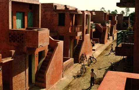 Low Cost Homes by Architecture In Development Aranya Housing Project