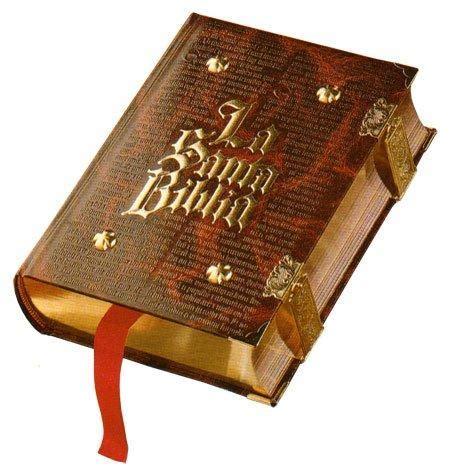 libro la bible cuantos libros tiene cada parte de la biblia de manera exacta