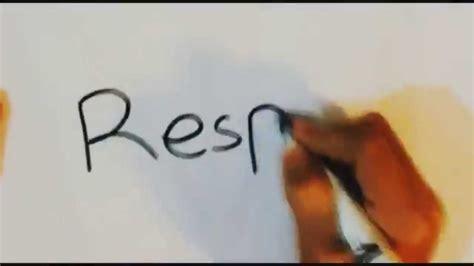 imagenes de valores para dibujar faciles como dibujar el respeto youtube
