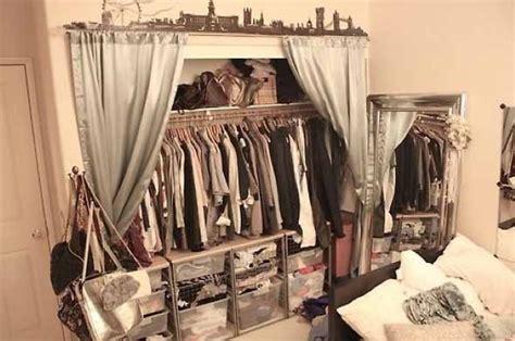 Closet Decor by 6 Dicas De Como Montar Closet Pequeno E Barato Para Quarto