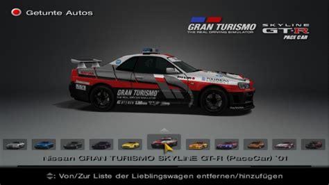 Skyline Granturismo 143 Auto gran turismo 4 nissan skyline gtr pace car mid fild raceway ps2 hd gameplay