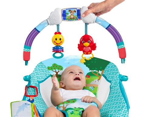 Boucer Sugar Baby A Great Day baby einstein caterpillar s day at the park bouncer great daily deals at australia s favourite
