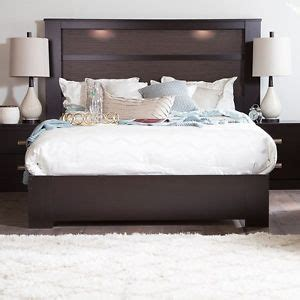 King Size Headboard With Storage And Lights by King Size Headboard With Lights Lighted Bed Bedroom