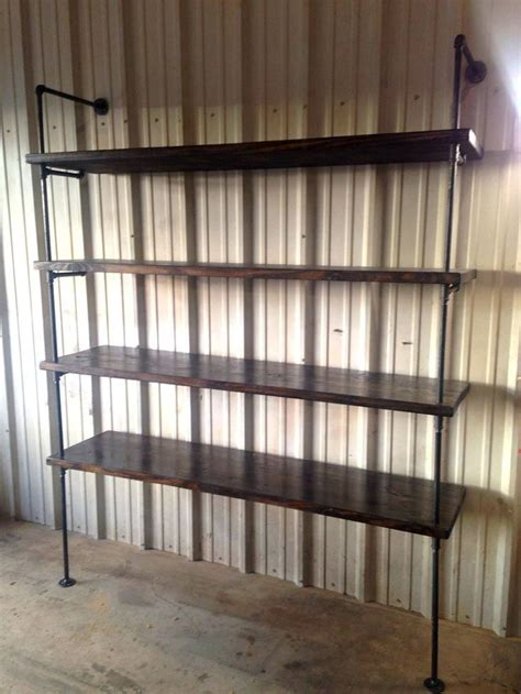 custom hand built wall unit