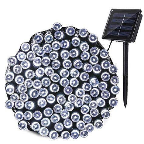 qedertek solar string lights qedertek solar christmas string lights 72ft 200 led