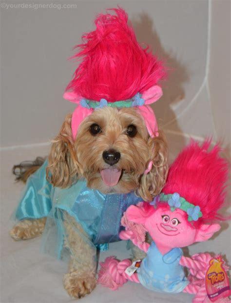 puppy troll troll poppy from the trolls yourdesignerdog