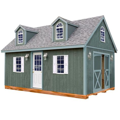 Shed Kit Lowes by Wood Storage Shed Kits Front Yard