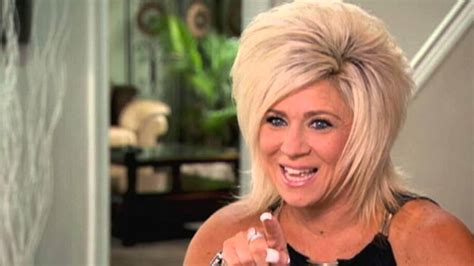 why is teresa caputo mom never why does theresa caputo never in the show long island