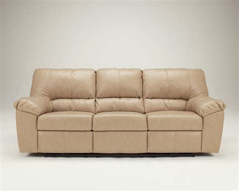 durablend reclining sofa durablend natural reclining sofa the classy home