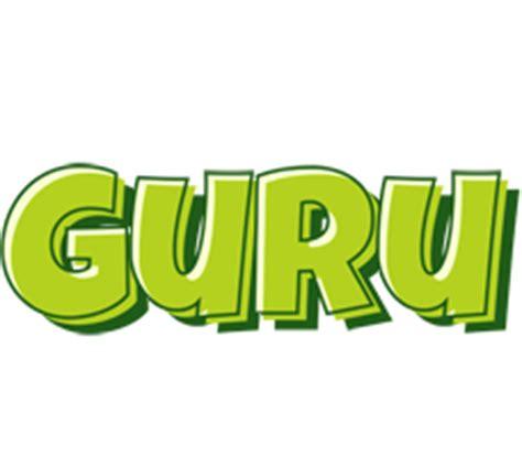 design logo guru guru logo create custom guru logo summer style