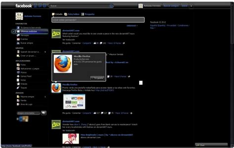 facebook themes en skins 15 fb themes and skins for a perfect experience