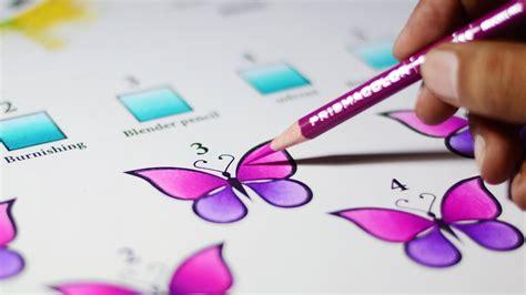 color blending 5 ways to blend colored pencils blending methods