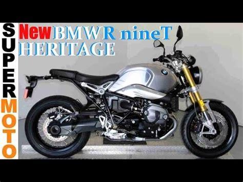 Bmw Motorrad R Ckrufaktion 2017 by 2017 Bmw R Nine T Bmw Motorcycle