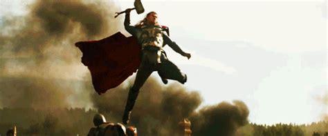 thor swinging hammer thor the dark world teaser is here also gifs geekynews