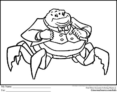 Monsters Inc Coloring Pages Waternoose Coloring Pages Inc Colouring Pages